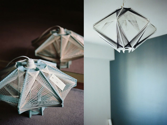 Bloesem Living | Sputnik lamps by Julie Lansom