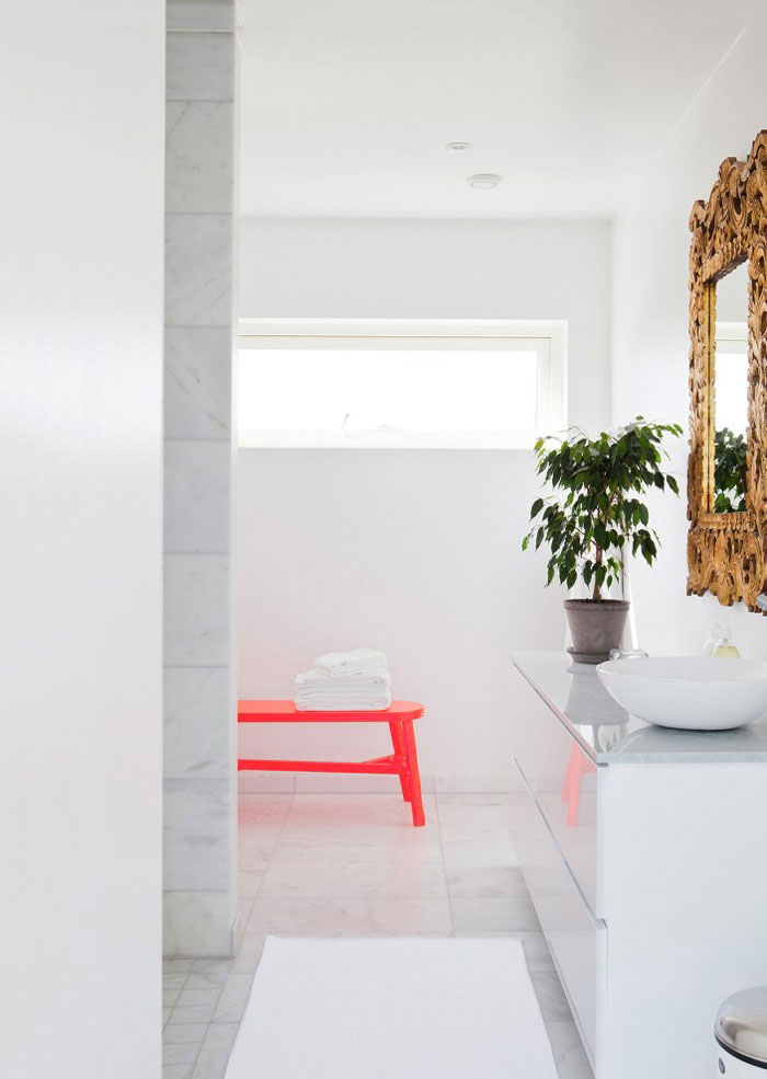 Bloesem Living | Happy National Day Singapore! We celebrate with red and white interior accents