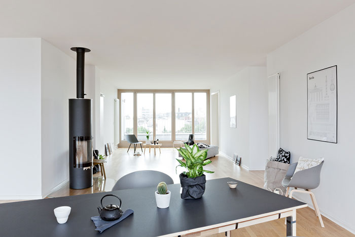 Bloesem Living | Link Love Friday: Fantastic frank does it again with this apartment in Berlin