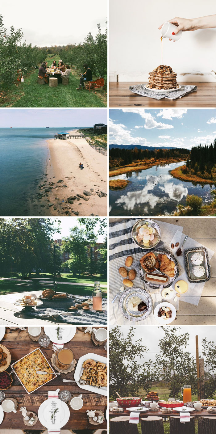 Bloesem living | The great outdoors through the eyes of Tiffany and her instagram account