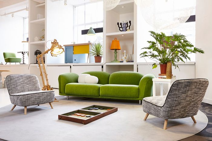 Bloesem living | Shop stop: Moooi in Amsterdam | Furniture, lighting and interior accessories