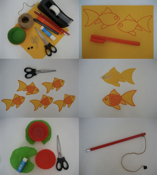 Project 36 Fun Fishing Game