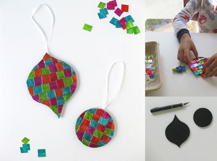 Craftproject diy kids project craft festive