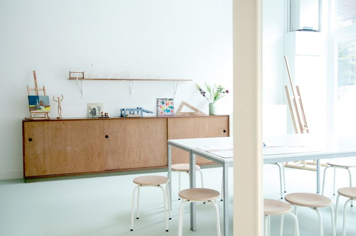 Kleinlab daycare in amsterdam