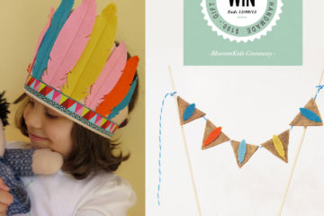Bloesem Kids | Giveaway : a 100.- Gift voucher from Mosey handmade