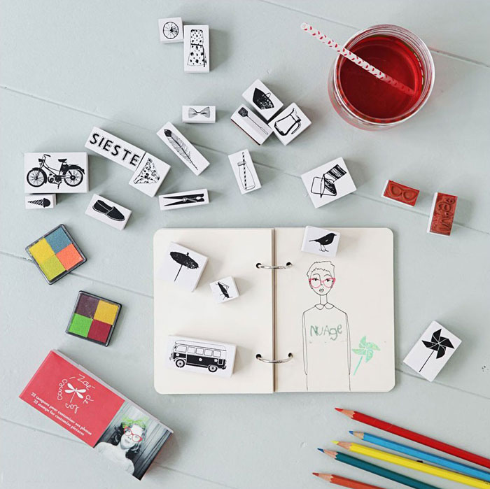 Bloesem Kids | Stamp set