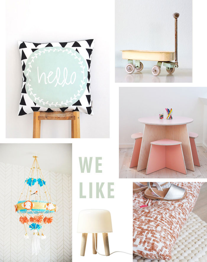 Bloesem Kids | We like: Kids room accessories