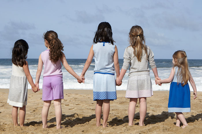 Bloesem Kids | Eden and Zoe Summer Collection 2014