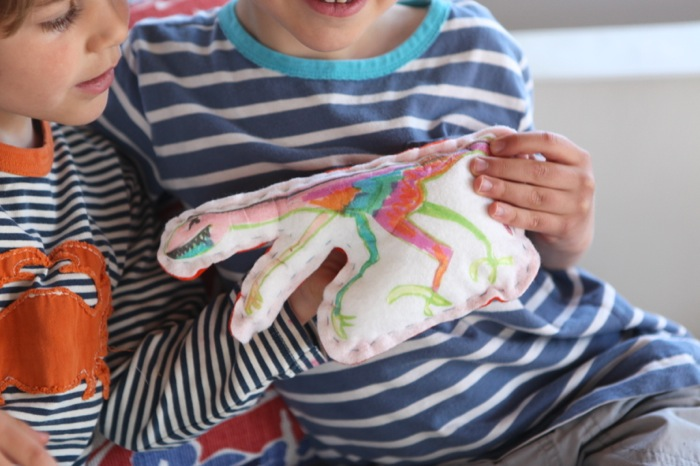 Bloesem Kids | Craft Project: DIY Your Own Stuffed Animal