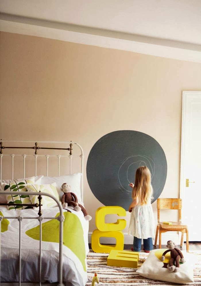 Bloesem Kids | Colors for kids rooms, found via Rafa Kids Blogs