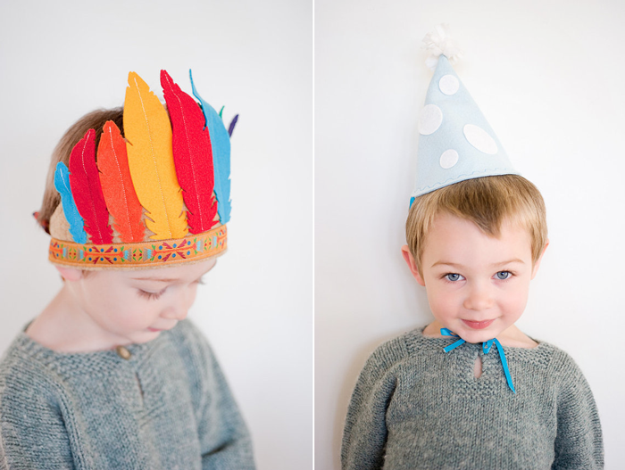 Bloesem Kids| Mosey Handmade: Waldorf style kids party accessories