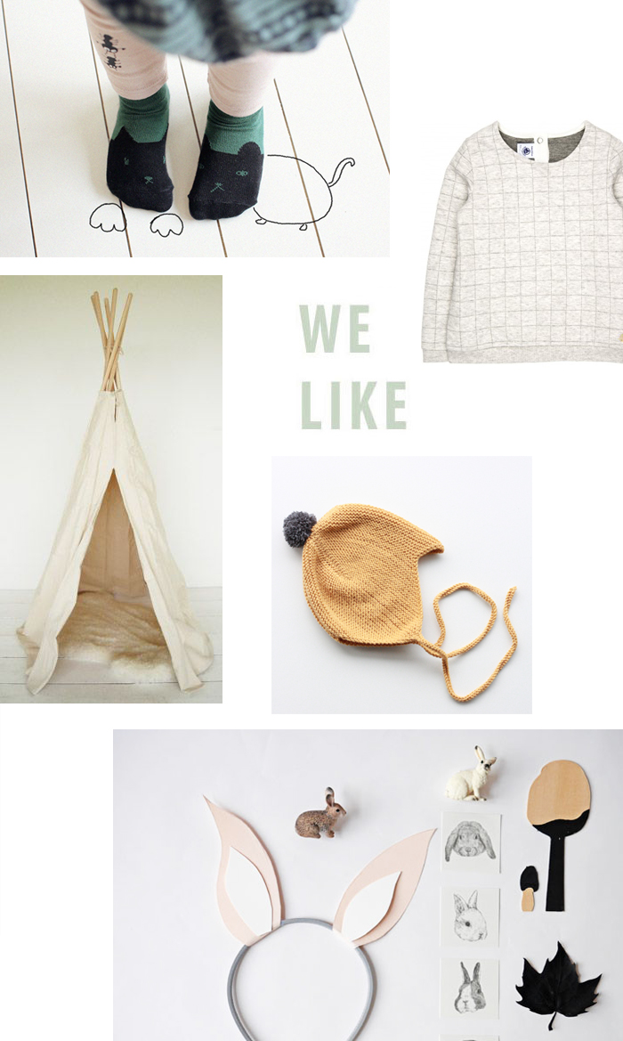 Bloesem Kids | It's getting chilly, here are somethings We like for this time of the year