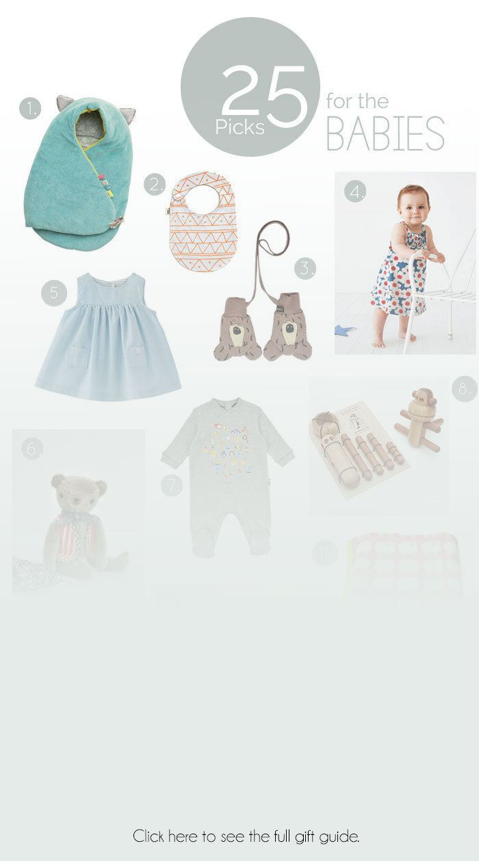 Bloesem kids | Gift guide for babies, gift guides for every family member and loved ones this holiday season
