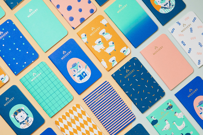 Bloesem kids - featured product of the day | Mossery notebooks