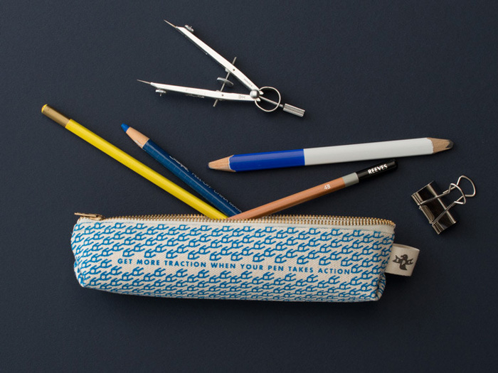 Bloesem kids | Featured product of the day: Social preparedness kit pencil pouch by Eggpress