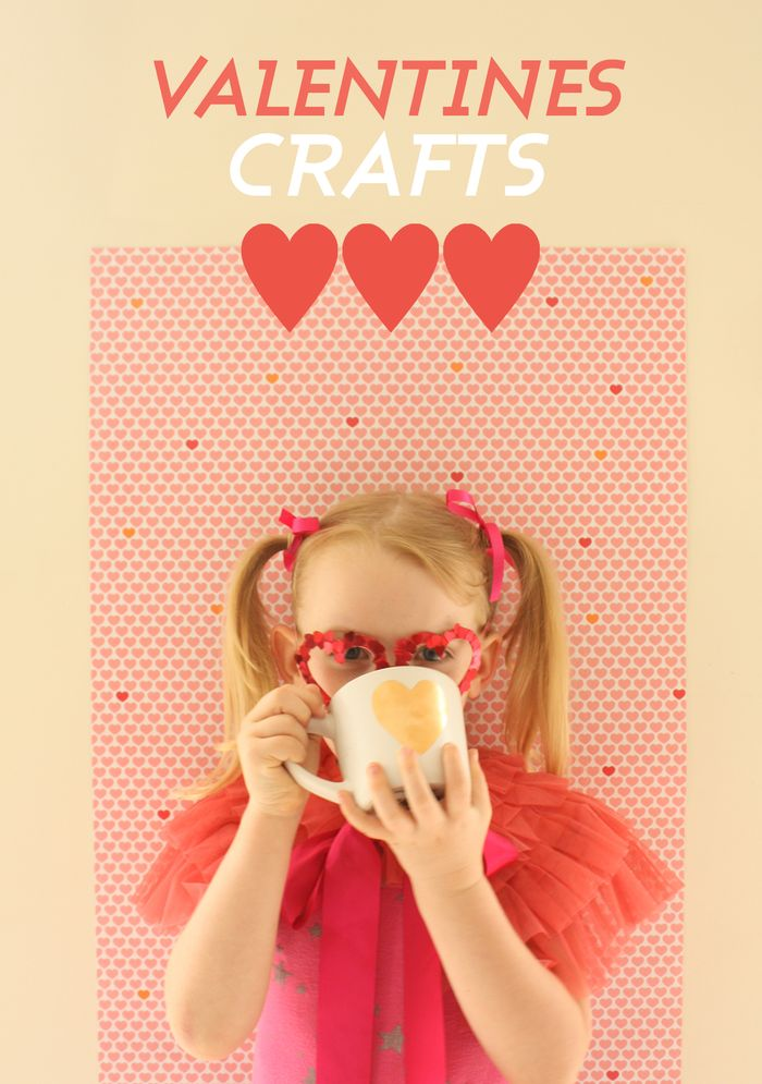 Bloesem Kids | A Crafty Valentine's