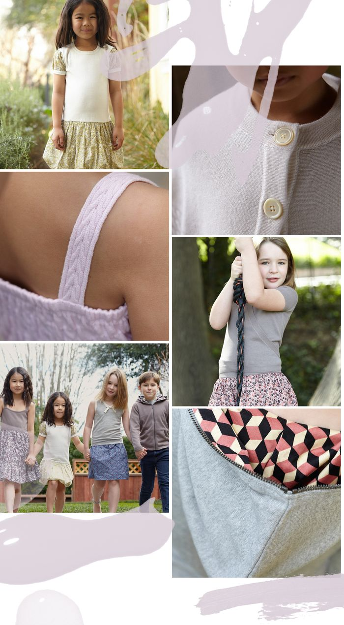 Bloesem kids | Eden and Zoe kids wear SS15 collection