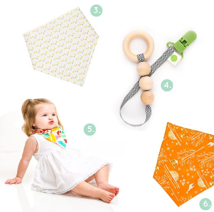Bloesem kids | Fresh Bib kids bibs and accessories